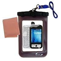 Gomadicアウトドア防水携帯ケースHTCのApache toの使用に最適Underwater–keepsデバイスClean and Dry