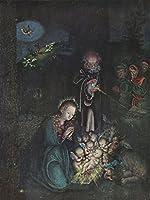 Lais Puzzle ルーカスクラナッハd。 Ä。 - キリスト降誕(クリスマスの夜、クリスマス) 100 部
