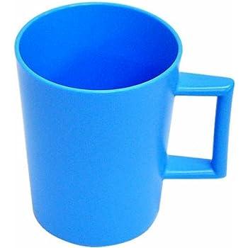 マーナ コップ ブルー 「カラースパイス」 ブルー W420B