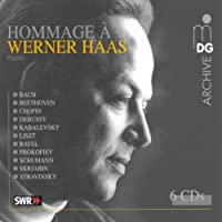 Hommage a Werner Haas