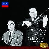 ベートーヴェン:ヴァイオリンソナタ第5番&第9番 画像