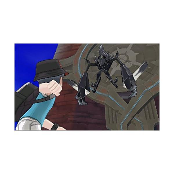 ポケットモンスター ウルトラムーン- 3DSの紹介画像3