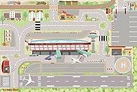 Le Toy Van My First Airport Playmat by Le Toy Van [並行輸入品]