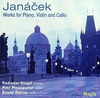 Janacek - Violin & Cello Works