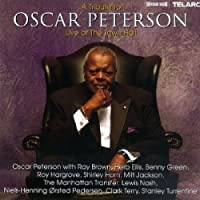 A Tribute To Oscar Peterson by Oscar Peterson (2013-05-03)