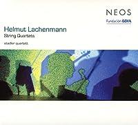 String Quartets by H. Lachenmann (2010-05-25)