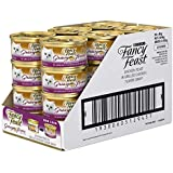 Fancy Feast Gravy Lovers Chicken Wet Cat Food, 24x85g
