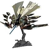 斑鳩 飛鉄塊 銀鶏 [塗仏] 全長約155mm 1/144スケール プラモデル KP588