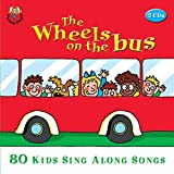 Wheels on Bus: 80 Kids Sing Along Songs