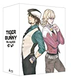 【Amazon.co.jp限定】 TIGER & BUNNY Blu-ray BOX (新規描き下ろし特製A4フレーム<虎徹&バーナビー>付)