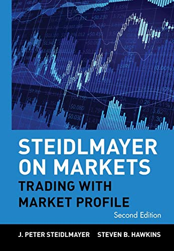 Download Steidlmayer on Markets: Trading with Market Profile (Wiley Trading) 0471215562
