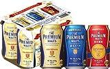 サントリー ザ・プレミアム・モルツ 冬の3種飲み比べセット 350ml×24本