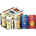 サントリー ザ・プレミアム・モルツ 冬の3種飲み比べセット 350ml×6本