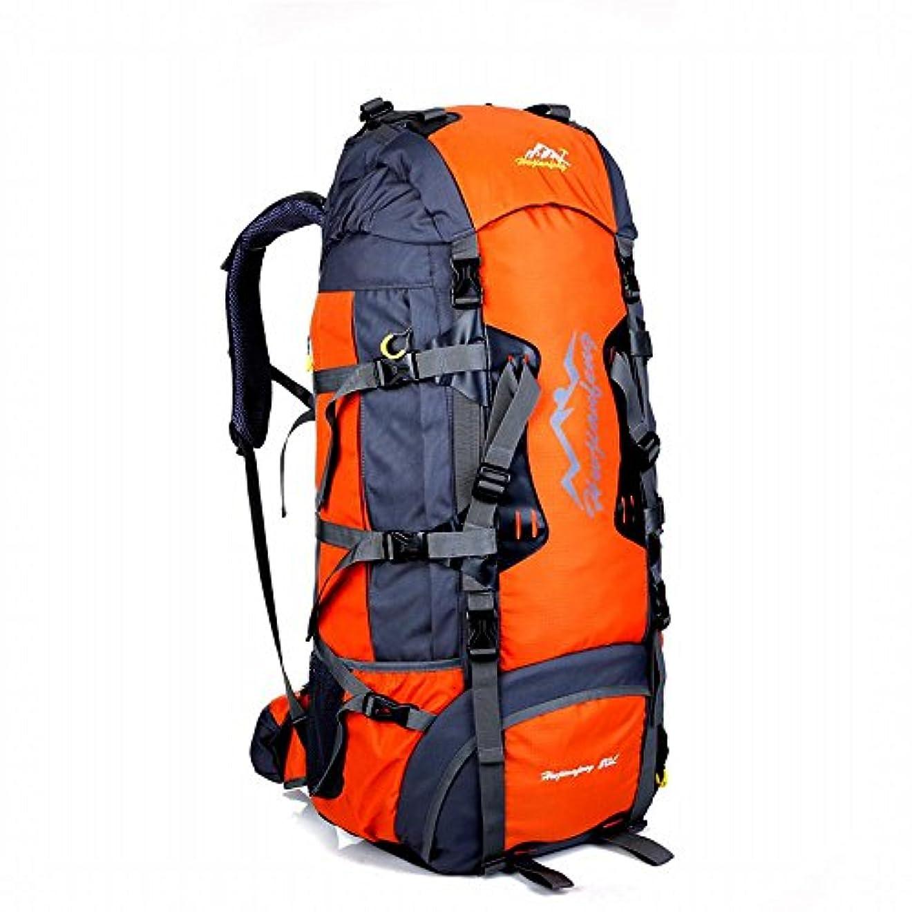 私達きらめき欲しいですPhoenix Ikki 80L 多機能 大容量 長期旅行 海外旅行 プロ 登山ザック リュックサック バックパック レインカバー付き インナーフレーム付き