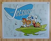 メタルサイン「The Jetsons」ジェットソン一家 MS1854