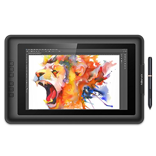 XP-Pen Drawing tablet with screen 13.3 inch pen pressure 2048 level full HD / IPS display For illustration drawing Artist13.3