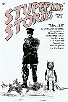 Stupefying Stories: August 2014 by [Pentecost, Alison, Habershaw, Auston, Lackey, Jamie, Algernon, S. R., Frost, Sarah, Upshaw, Garth, Dontigney, Eric, Ledbetter, William]