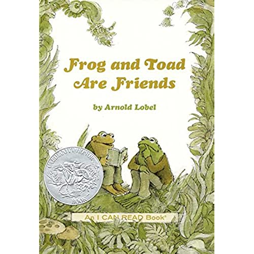 HarperCollins Frog and Toad Are Friends