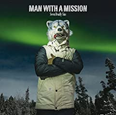 MAN WITH A MISSION「Seven Deadly Sins」のジャケット画像