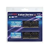 CFD-Panram ノート用 DDR4 PC4-17000 CL15 4GB 2枚 W4N2133PS-8G