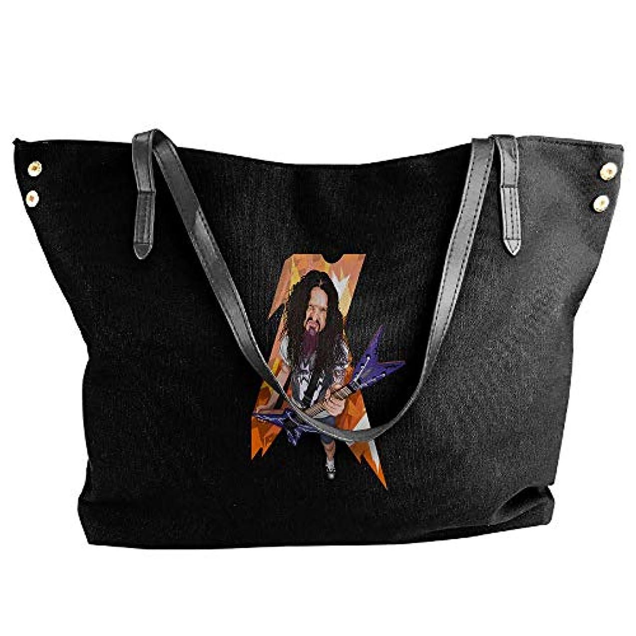 スリップシューズスチュワーデス真実に2019最新レディースバッグ ファッション若い女の子ストリートショッピングキャンバスのショルダーバッグ Dimebag-darrel 人気のバッグ 大容量 リュック