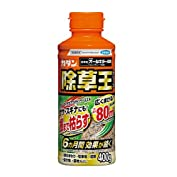 カダン 除草剤 粒タイプ オールキラー 400g(約24坪《80㎡》分)
