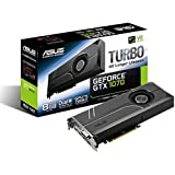 ASUS NVIDIA GeForce GTX1070搭載ビデオカード メモリ8GB TURBO-GTX1070-8G