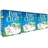 エバークリーン 猫砂 小粒 芳香タイプ 6kg×3個セット 同梱不可
