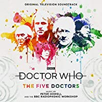DOCTOR WHO: THE FIVE DOCTORS [2LP] [Analog]