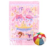 綿菓子袋 シュガーバニーズ【2011ver】(100入)/ お楽しみグッズ(紙風船)付きセット [おもちゃ&ホビー]