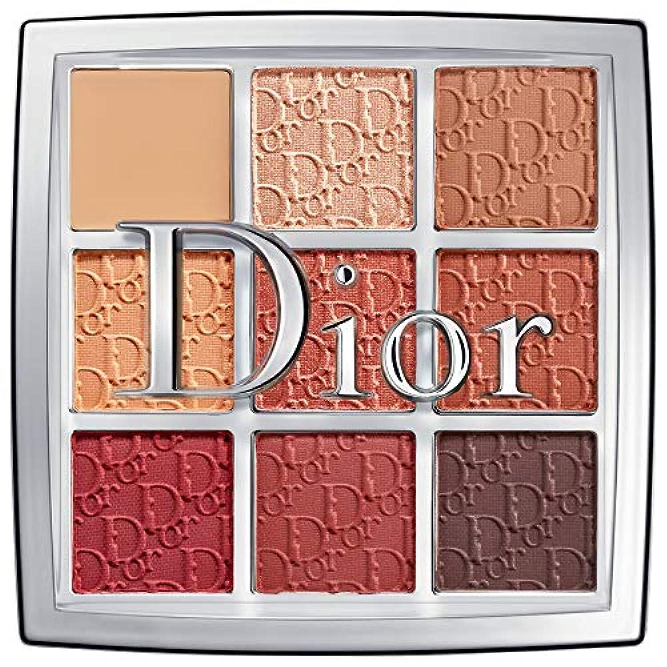 制限されたトランスミッション属性【 国内正規品 】Dior ディオール バックステージ アイ パレット #003 アンバー 10g (アシャドウ)