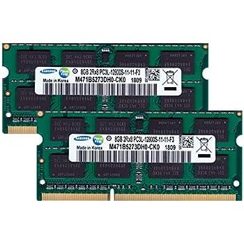 DDR3L対応モデル SO-DIMM 2GB サムスン純正 (電圧1.35V & 1.5V 両対応) PC3-12800 ノートPC用メモリ (DDR3L-1600)