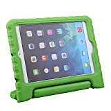 iPad Mini 3 /2 /1 ケース LEFON 耐衝撃 軽量 EVA素材 子供用 Apple / 2 (iPad Retinaディスプレイ)/ カバー ハンドル スタンド機能 ( 緑色 ) LYSB01ABUKP8A-ELECTRNCS