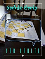 Soduko Books For Adults: The Original Suduko page-a-day, Suduko for adults relaxation puzzle books by time home entertainment, Brain sharpening memory puzzles.