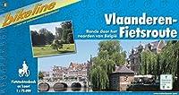Vlaanderen Fietsroute Ronde door het Noorden van Belgie 2007