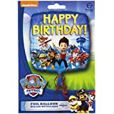 PAW Patrol Happy Birthday Foil Balloon PAWパトロールハッピーバースデーホイルバルーンは、「?ハロウィン?クリスマス?