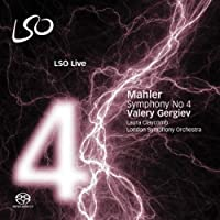 Mahler: Symphony No. 4 (LSO/Gergiev) by Laura Claycomb (2010-03-09)