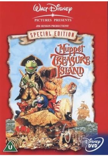 Muppet Treasure Island [DVD] [Import]