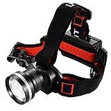 オーム電機 LEDズームヘッドライト Z20A7   LC-Z20A7
