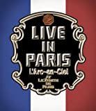 LIVE IN PARIS[KSXL-163][Blu-ray/ブルーレイ]