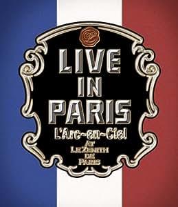 LIVE IN PARIS(Blu-ray Disc)