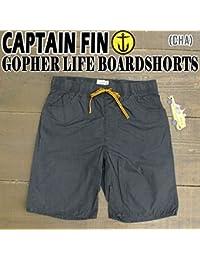 CAPTAIN FIN/キャプテンフィン GOPHER BOARDSHORTS CHA 男性用 サーフパンツ ボードショーツ [並行輸入品]