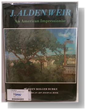 Julian Alden Weir American TonalistImpressionist Painter 18521919 Guide to pictures of works by Julian Alden Weir in art museum sites and image