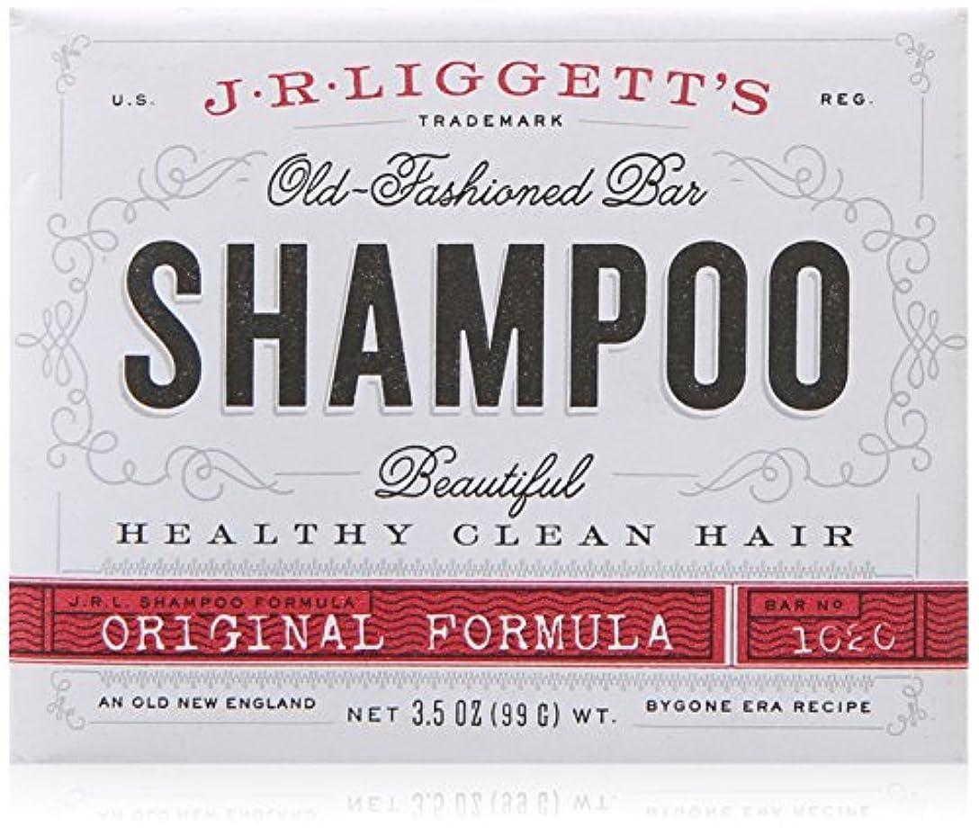 環境パネル有望Old-Fashioned Bar Shampoo, 3.5 oz (99 g)