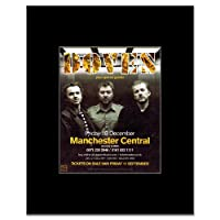 DOVES - Manchester Central 2009 Mini Poster - 13.5x10cm
