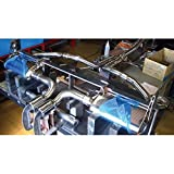 Mini R53 クーパーS DuelL AG EXHAUST SYSTEM チタンテール