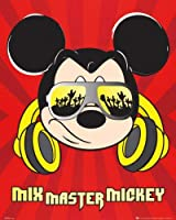 GB eye Mickey Mouse - MixMaster Poster - 50x40cm [並行輸入品]