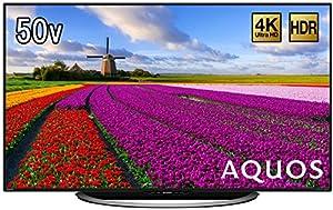 シャープ 50V型 4K対応液晶テレビ AQUOS LC-50U45 HDR対応