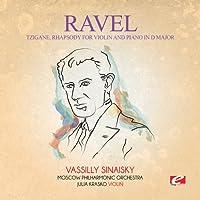 Tzigane Rhapsody for Violin Piano D Major