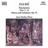 Nocturnes 1-6 / Theme & Variations